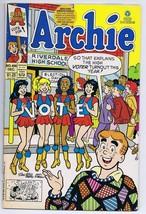 Archie #406 ORIGINAL Vintage 1992 Archie Comics GGA Good Girl Art - $9.49