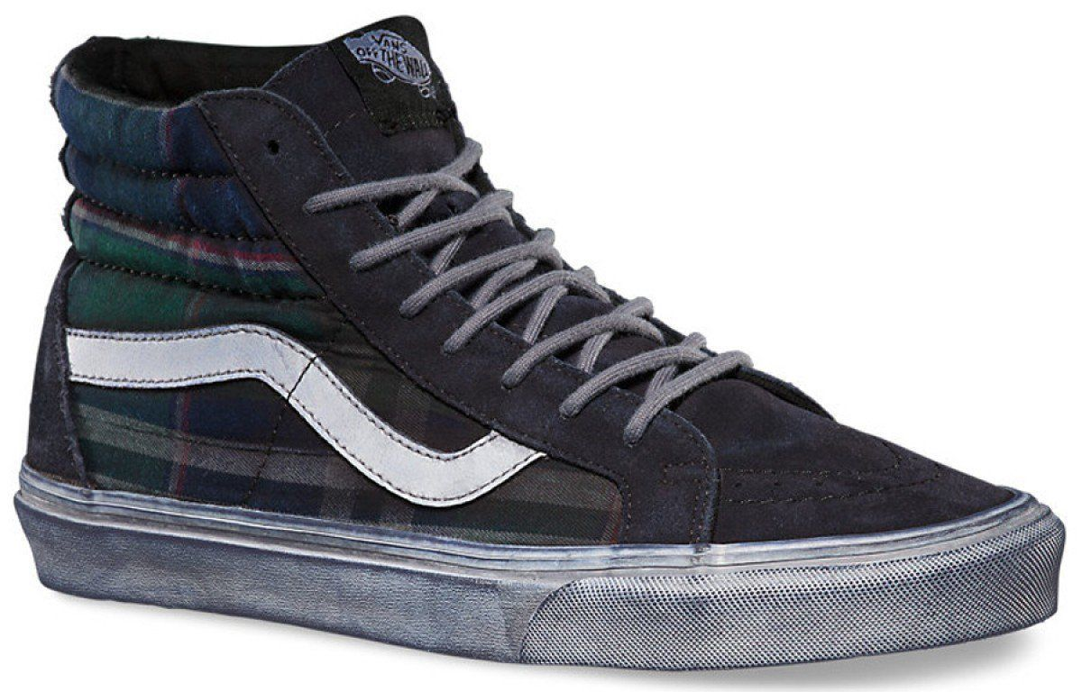 8e47b3bf519f3d Vans Sk8 Hi Reissue CA Overwashed Plaid Nine and 47 similar items. S l1600
