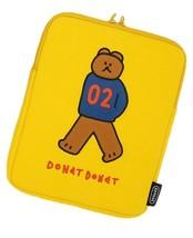 Romane DONATDONAT Bear iPad Case Pouch Bag Protector Cover 11-inch