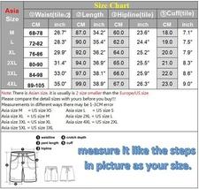 2018 New Summers Linen Pants Men Casual Ankle-Length Harem Pants Solid Linen Cot image 7