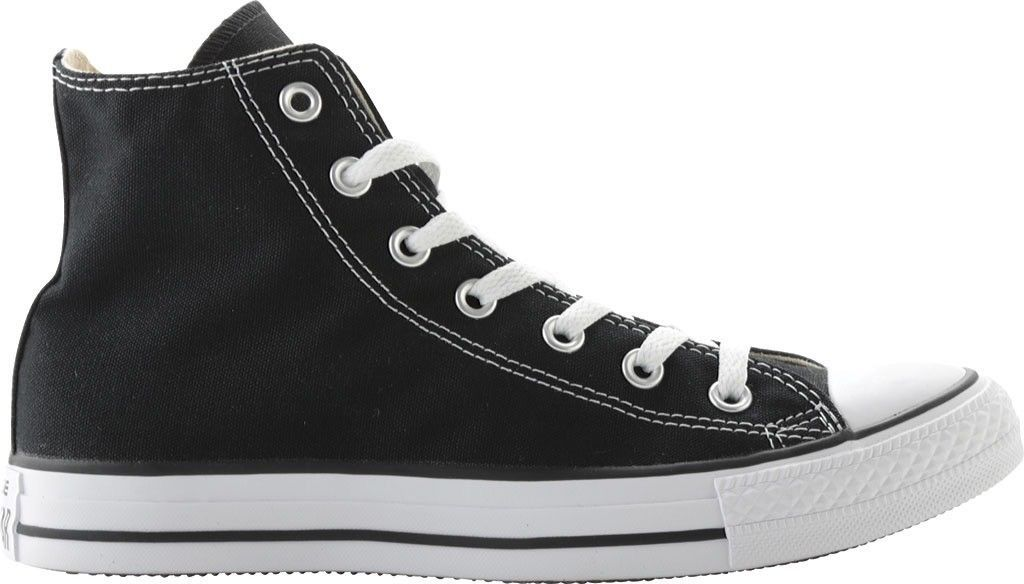 Converse Chuck Taylor All Star High Top Sneakers in Black $60 NEW canvas shoes