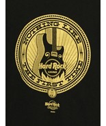 HARD ROCK CAFE Biloxi Mississippi Hotel & Casino Guitar Black T-Shirt Si... - $13.99
