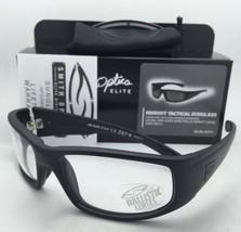 SMITH OPTICS BALLISTIC HIDEOUT TACTICAL Eyeglasses Black w/ Clear ANSI Z87.1+