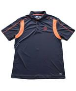 San Francisco Giants TX3 Men's Polo Shirt. Size Large Black MLB - $12.86