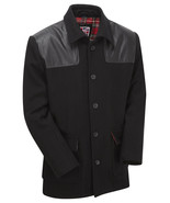 New Mens Vintage MOD Worker Skinhead Punk Donkey Wool Jacket Coat Overcoat - $78.95