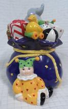 Celebrate 15th Believe Anniversary Mary Engelbreit Cookie Jar Toys 1999 Enesco - $64.30