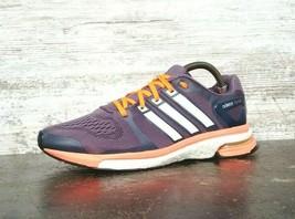 Womens Adidas Adistar Boost ESM Running Shoes SZ 9.5 42 VGC Used S77623 - $39.59
