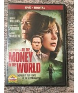 Wholesale Lot of 10 DVDs All the Money in the World NEW / SEALED - $24.99