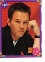 Marky Mark Wahlberg Josh Hartnett teen magazine pinup clipping Tiger Beat Bop