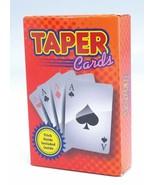 Trick Pack/Cards Wizard Taper.  Magicians Magic Trick, Tricks/Jokes - $1.66