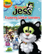 Guess with Jess - Exploring Winter Wonders New DVD - $16.76
