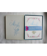 Abiding Love by Audrey McDaniel, Sacred Thoughts and Verses book, 1973 h... - $25.00