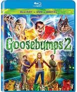 Goosebumps 2 [Blu-ray + DVD + Digital]  - $14.95