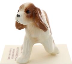 Hagen-Renaker Miniature Ceramic Dog Figurine King Charles Spaniel image 3