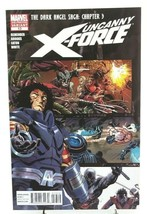 Uncanny X-Force #13 2nd Printing Variant Cover Marvel Comics Volume 1 2010 - $7.84