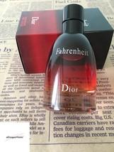 Christian Dior FAHRENHEIT Eau De Parfum Spray 2.5 oz / 75 ml , FOR MEN ,... - $80.50