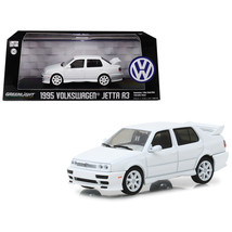 1995 Volkswagen Jetta A3 White 1/43 Diecast Model Car by Greenlight 86322 - $28.71