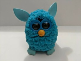Furby Boom Blue Talking Hasbro Interactive 2012 Tested - $22.93