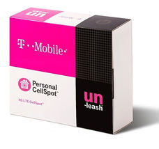 T-Mobile Indoor 4G LTE Signal Booster Personal CellSpot EUC - $70.00