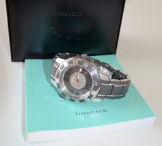Tiffany Mark T-57 Resonator Chronograph Divers Watch Appraisal $3200. - $1,930.50