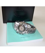 Tiffany Mark T-57 Resonator Chronograph Divers Watch Appraisal $3200. - $1,930.50