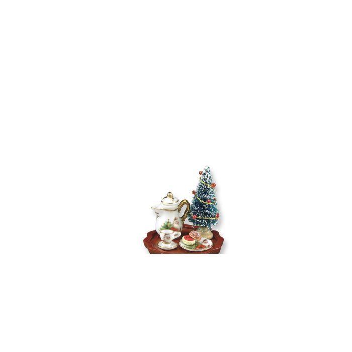 DOLLHOUSE Fruit Floor Lamp 1.888//2 Reutter Pull Chain Miniature