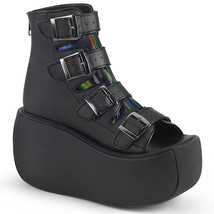 Demonia VIOLET-150 Women's Ankle Boots BVL - $85.64