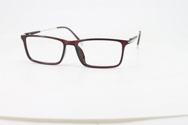 Ebe Reading Glasses Mens Womens Brown Bold Rectangular Full Frame Anti Glare - $23.18+