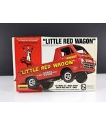 Lindberg 72158 Dodge Mavericks' Little Red Wagon 1:25 Model Car Kit - $23.75