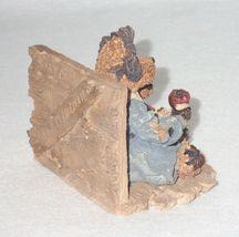 Boyd Bearstone Resin Bears Miss Bruin & Bailey The Lesson Figurine #2259 17E image 3