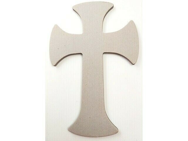 The Paper Studio Chipboard Shapes Cross #371310