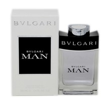 Bvlgari Man Eau De Toilette Natural Spray 100 ML/3.4 Fl.Oz. NIB-BV10037903 - $58.91