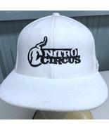 Nitro Circus TV Show Dirt Bike Motocross Large Stretch Baseball Hat Cap - $12.90