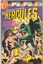 Hercules Comic Book #4, Charlton Comics 1968 VERY FINE- - $21.20