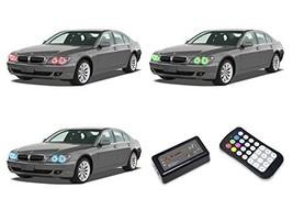 FLASHTECH for BMW 7 Series 06-08 V.3 Fusion Color Change RGB Multi Color... - $262.64