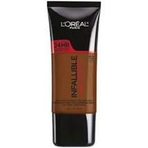 L'Oreal Infallible Pro Matte Foundation- 112 Cocoa - $5.99