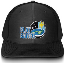 Flat Earth Cap, Earth is flat, Firmament, NASA Lies, NWO, Hat, Beanie, S... - €22,06 EUR