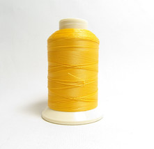 Thread, Polyester, Coats, Thread-4 oz. Spool, Gold, Size DB-92 T-90 - $24.28
