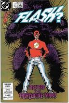 The Flash Comic Book 2nd Series #26 DC Comics 1989 VERY FN/NEAR MINT NEW... - $3.50