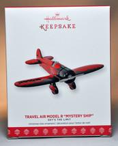 """Hallmark: Travel Air Model R """"Mystery Ship"""" - Sky's The Limit - 2017 Orn... - $17.12"""