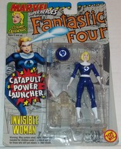 Marvel Super Heroes Invisible Woman Action Figure Catapult Launcher - $12.00