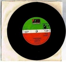 Boney M Painter Man 45 rpm Record B He Was A Steppenwolf British Pressing - £6.70 GBP
