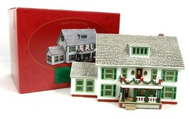 1994 Sarah Plain and Tall Collection Sarah's Maine Home Hallmark - $13.98