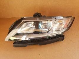 11-12 Honda CR-Z CRZ Xenon HID Headlight Lamp Driver Left LH -POLISHED image 1