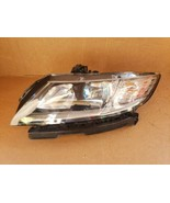 11-12 Honda CR-Z CRZ Xenon HID Headlight Lamp Driver Left LH -POLISHED - $355.50