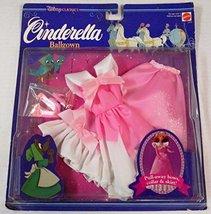 "Cinderella Ballgown for 11.5"" barbie sized doll - 1991 - $33.65"