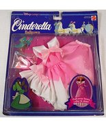 "Cinderella Ballgown for 11.5"" barbie sized doll - 1991 - $33.65"