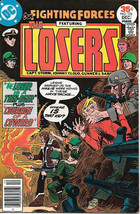Our Fighting Forces Comic Book #176 The Losers, DC Comics 1977 FINE+ - $11.64