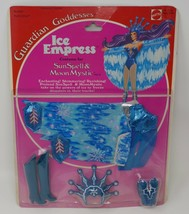 Mattel 1978 Guardian Goddesses Ice Empress Outfit SEALED - $142.49