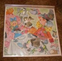 Alice In Wonderland premium puzzle george buckett 1966 - $18.99